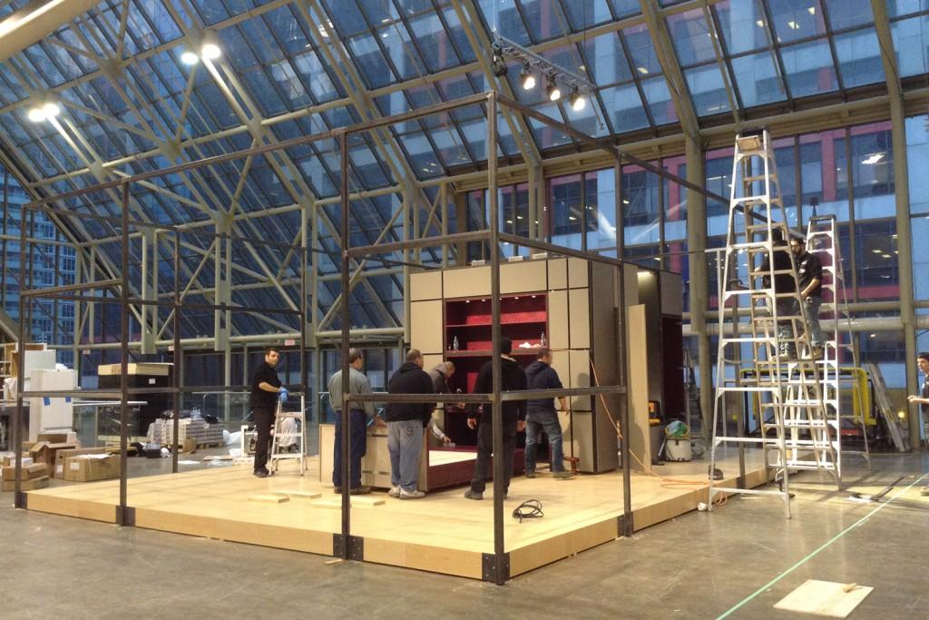 QnA Design Cubitat 06 install overall view