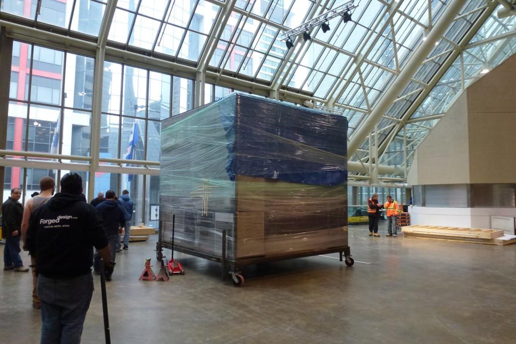 QnA Design Cubitat 04 wraped moving