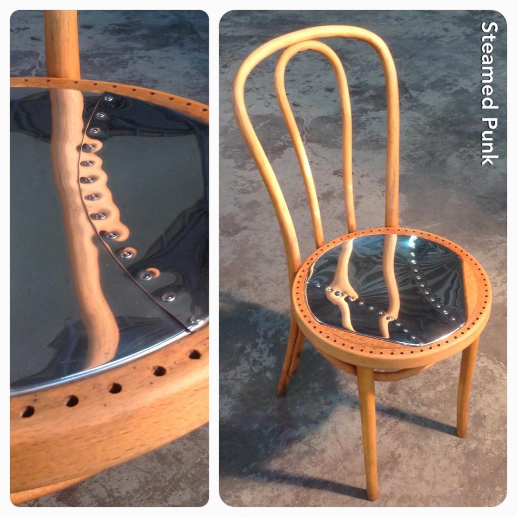 Thonet Chair Steamed Punk QA Design Toronto
