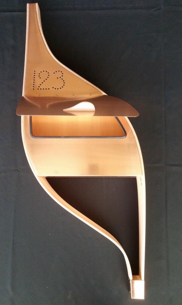 QnA Design Copper Mailbox 01 overall
