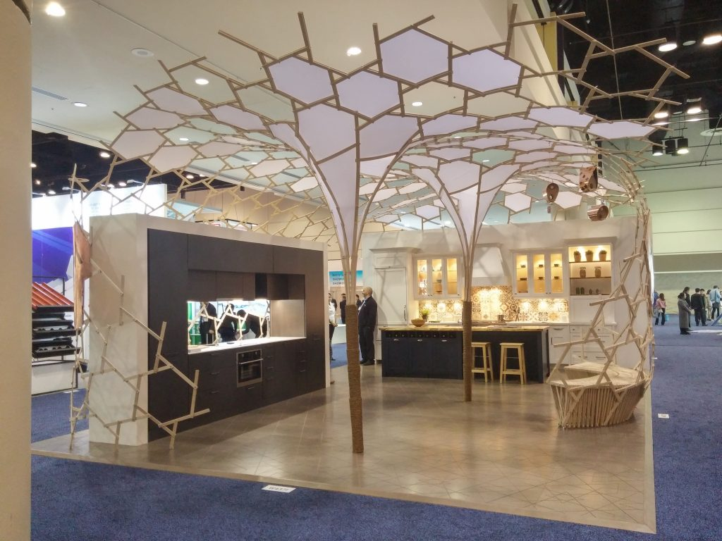 QnA Design Booth AyA IBS 01 Overall