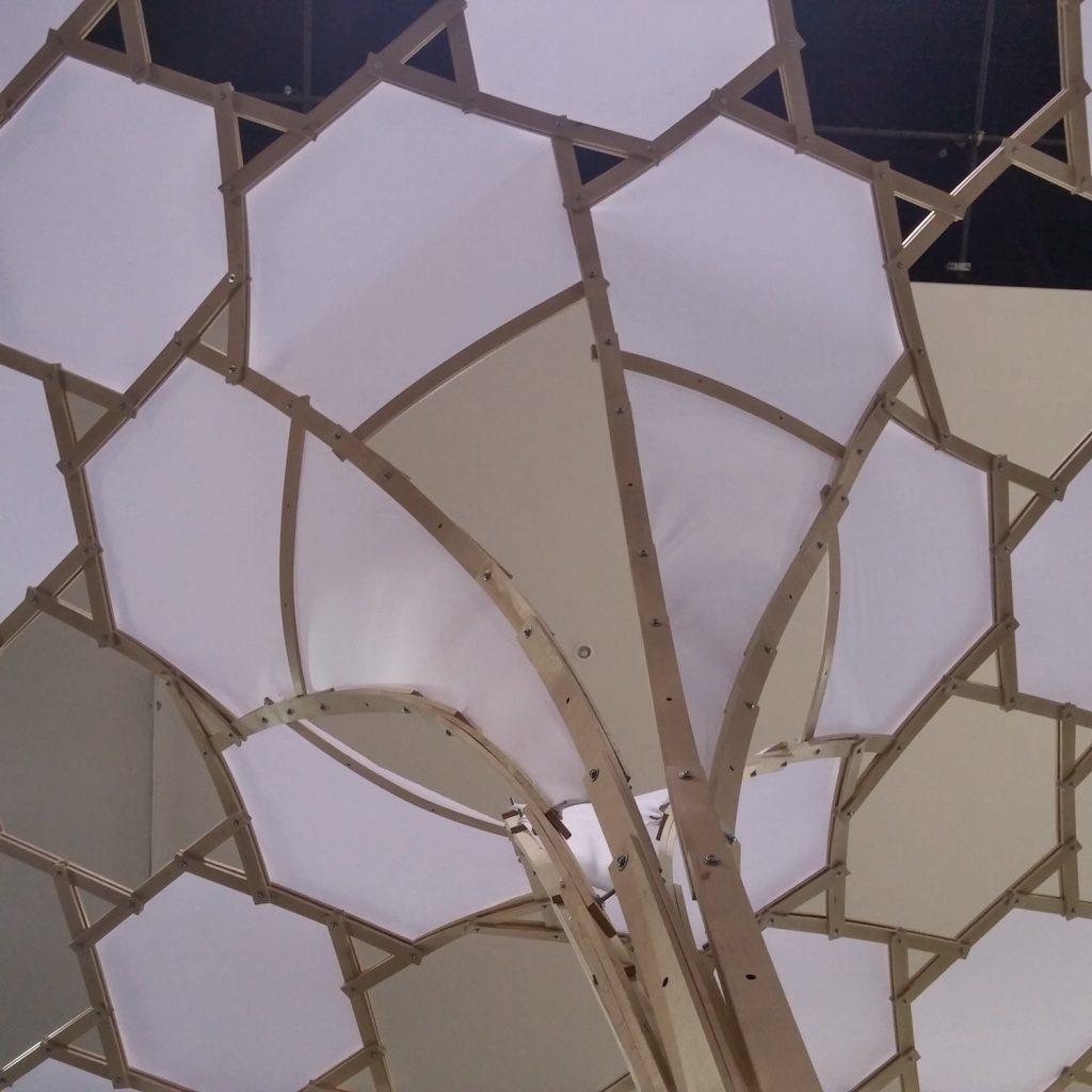 QnA Design Booth AyA IBS 09 Tree sq