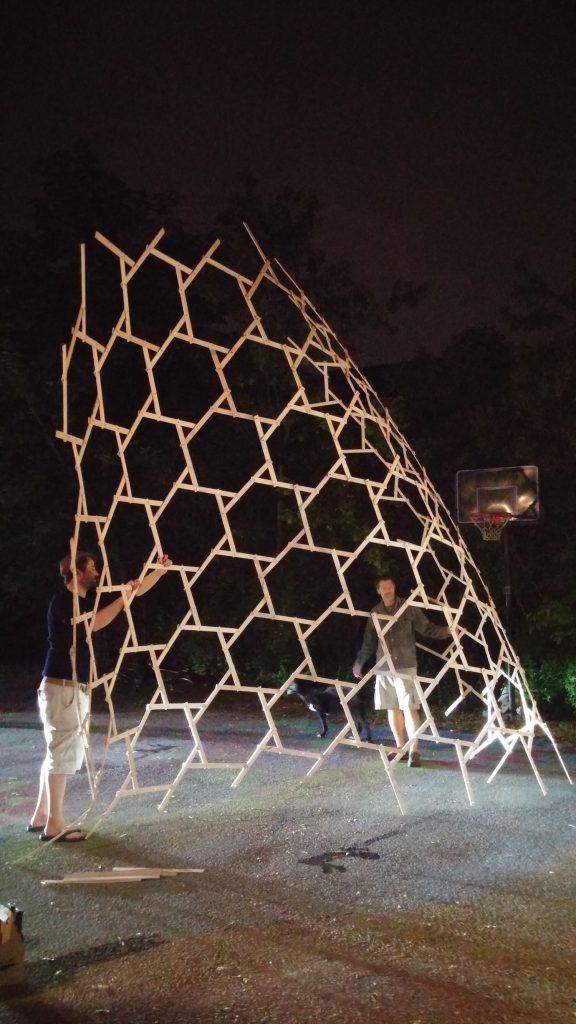 QnA Design reciprocal structure tests 09