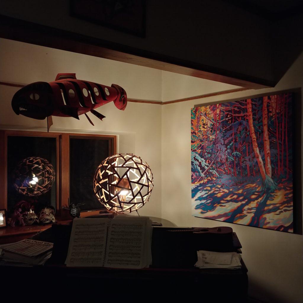 QnA Design Physalis lamp 03 piano P Nabuurs